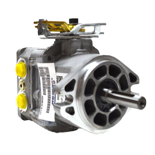 parts manual for hydro-gear drive motor